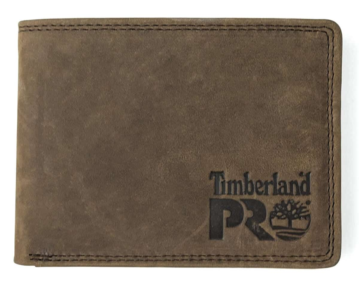 Timberland PRO RFID Leather Wallet