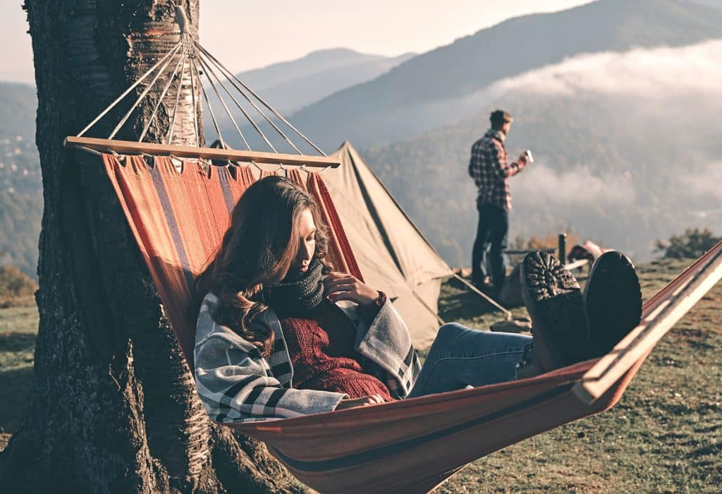 The Best Camping Hammocks for Relaxing and Sleeping