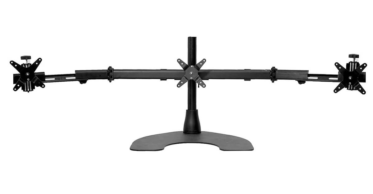 Ergotech Triple Monitor Mount