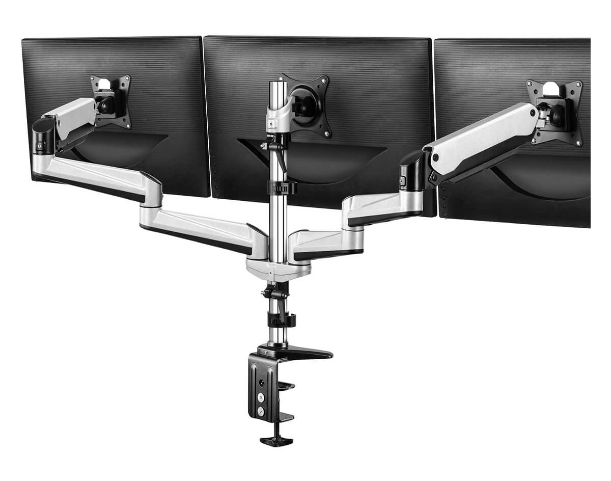HUANUO Triple Monitor Stand