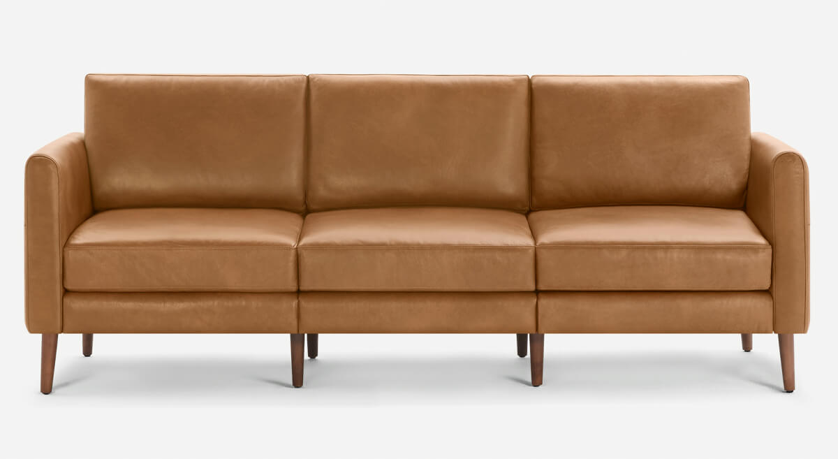Arch Nomad Leather Sofa