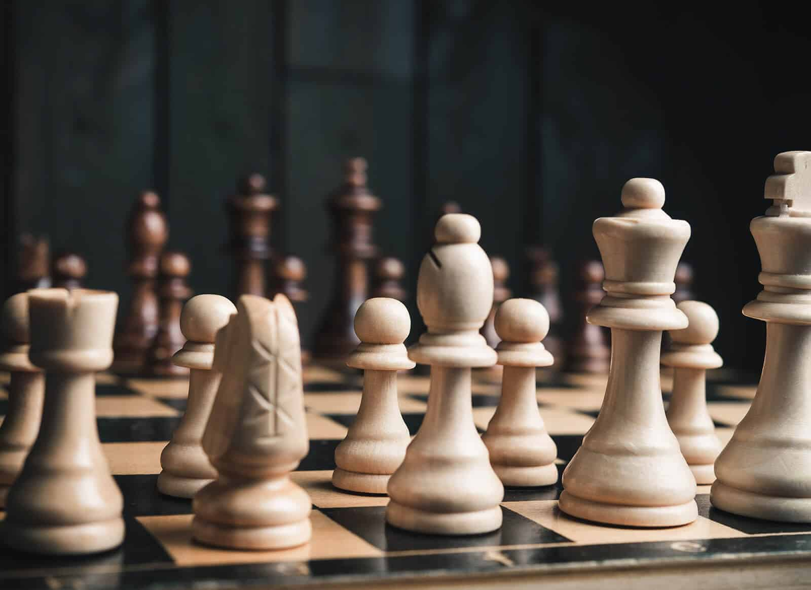 The Most Beautiful Wooden Chess Sets You Can Buy