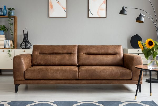 The Best Modern Leather Couches