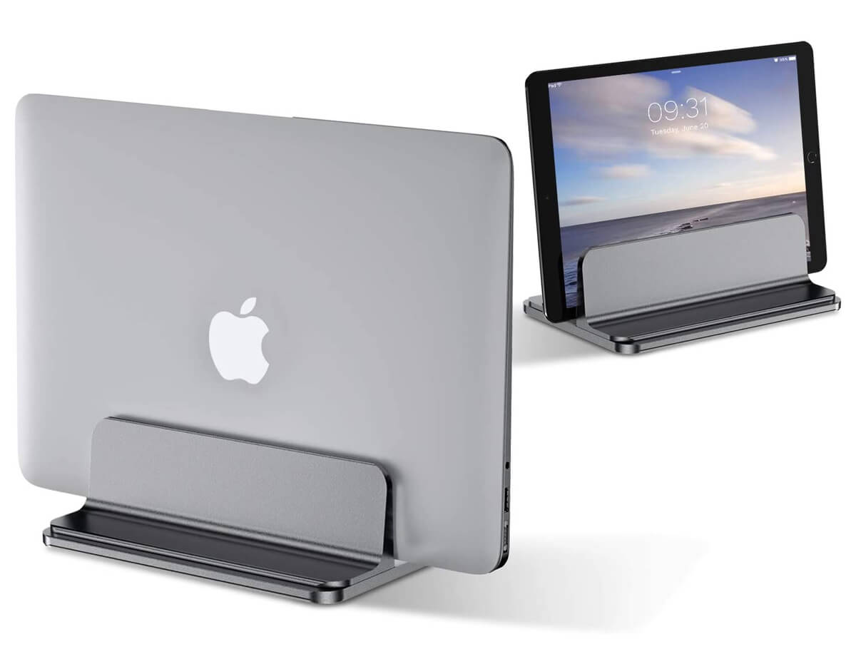 Bewahly Vertical Laptop Stand