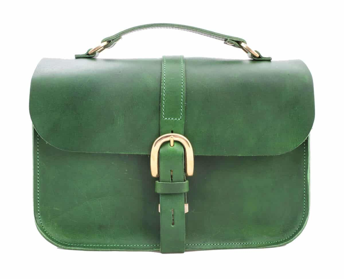Figbags The Lincoln Leather Bag