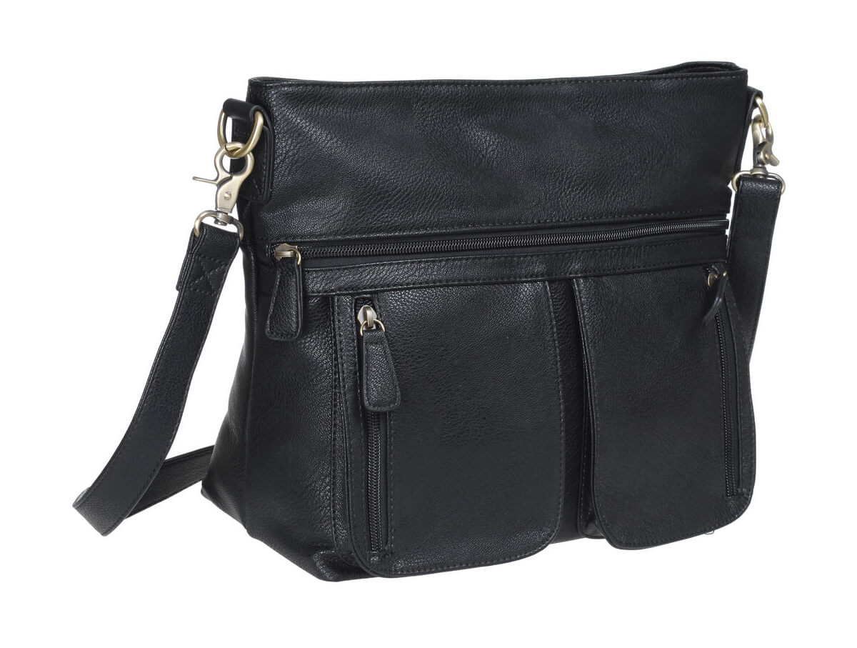 Jo Totes Allison Camera Bag with Dual Front Pouches