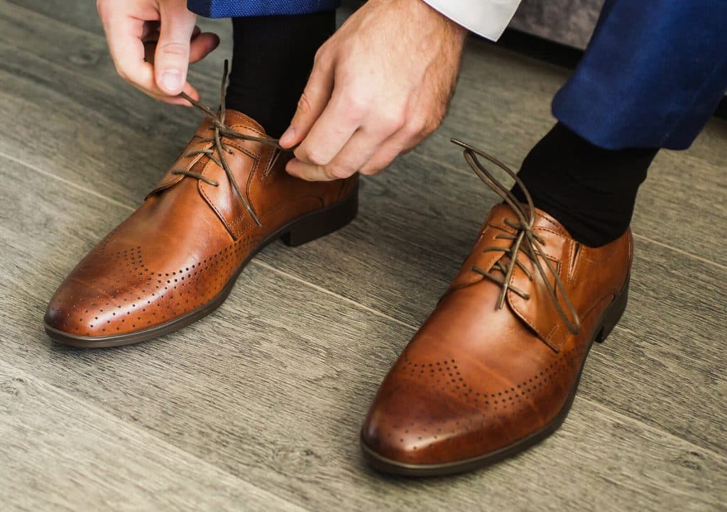 The Most Comfortable Men's Dress Shoes