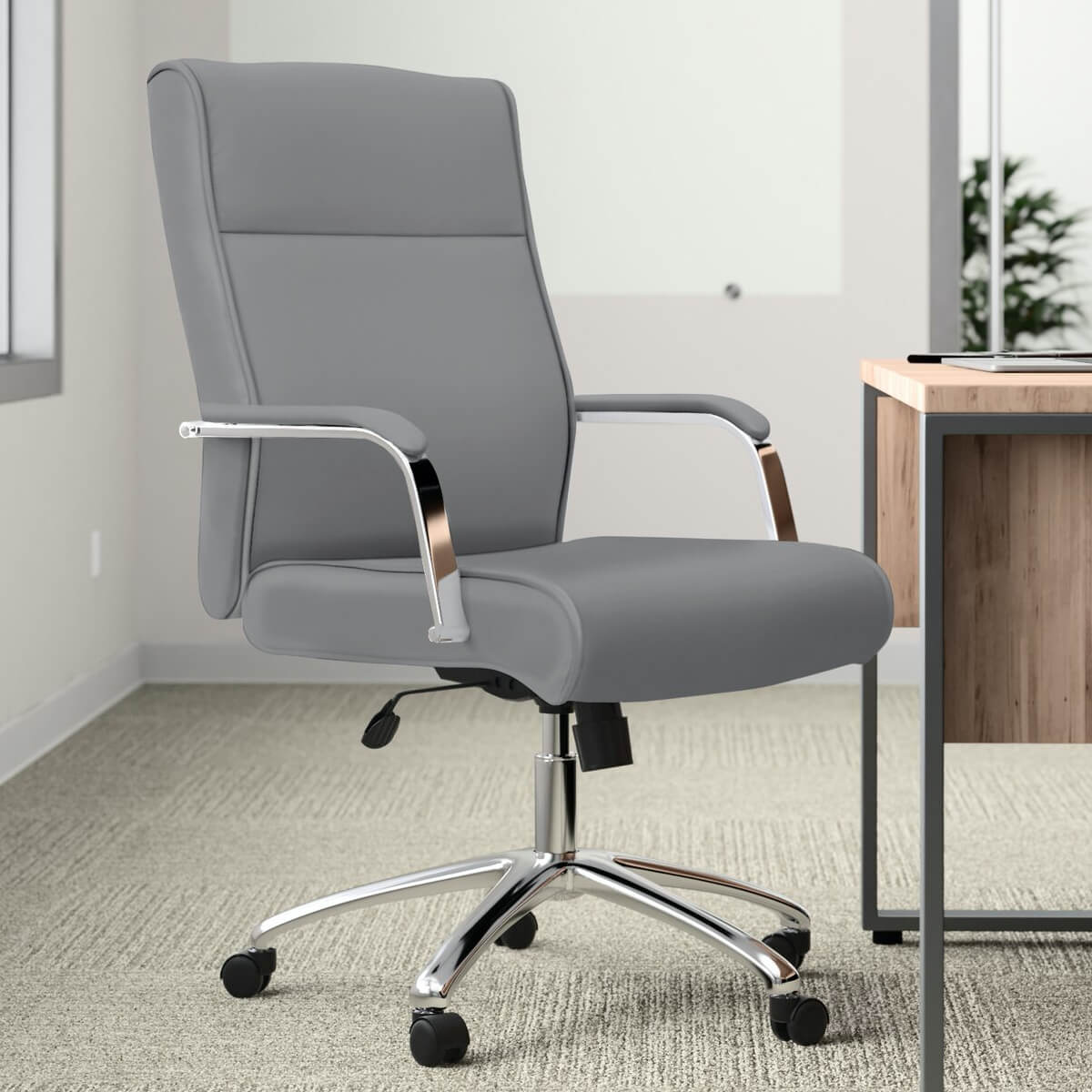 Upper Square - Landyn Conference Chair