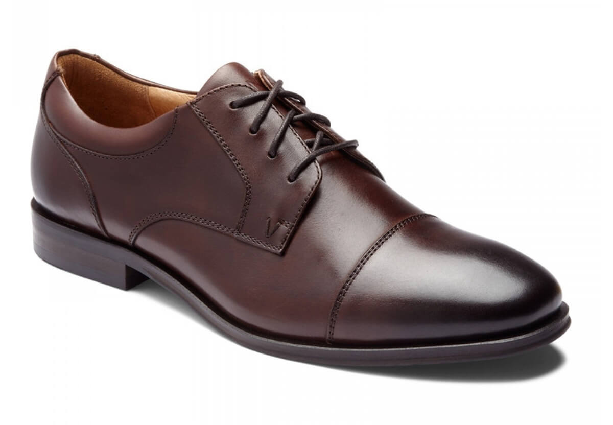 Vionic Shane Lace Up Oxford Shoes for Men