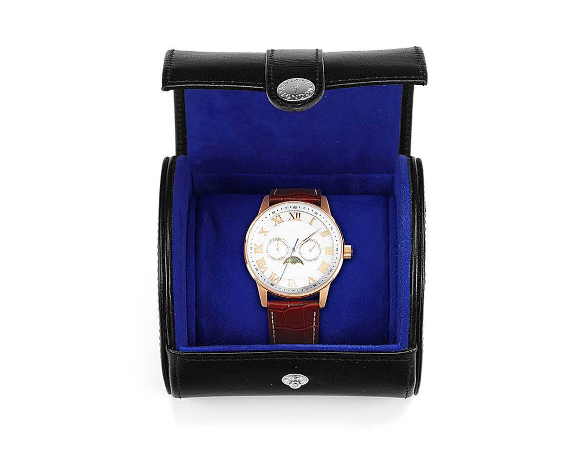 Aspinal of London - Travel Watch Roll