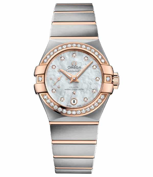 OMEGA - CONSTELLATION - Co-Axial Master Chronometer Small Seconds 27 mm