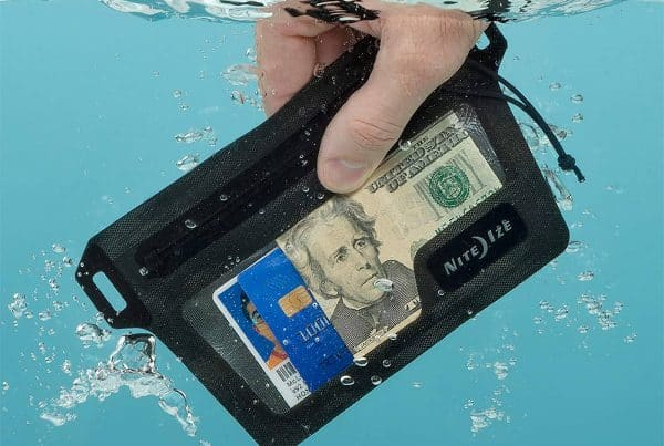The Best Waterproof Wallets and Pouches for Women & Men