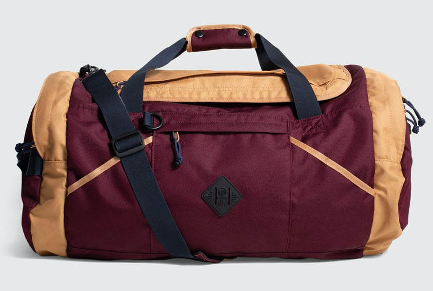 United by Blue Carry-On Duffle