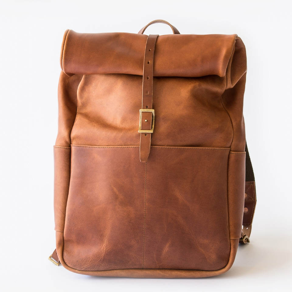 WP-STANDARD - ROLL TOP BACKPACK