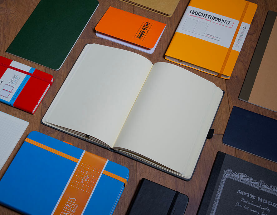 The Best Notebooks and Notepads for Writing, Doodling & Everyday Use