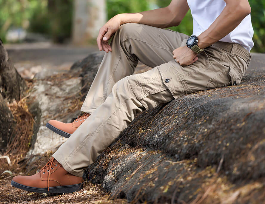 The Best Men's Cargo Pants for Any Occasion
