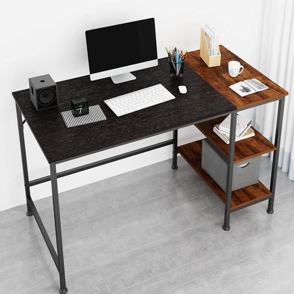 JOISCOPE - Computer Desk with Shelves