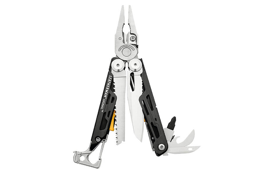 Leatherman - Signal Camping Multitool with Fire Starter