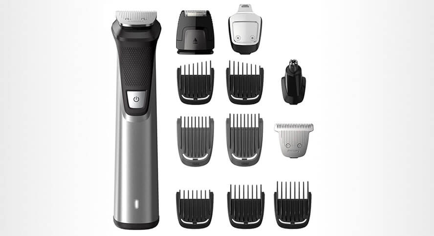 Philips Norelco - MG7750/49 Multigroom 7000 Face Styler and Grooming Kit