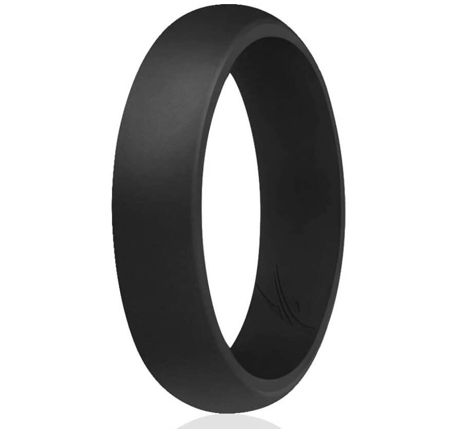 ROQ Silicone Wedding Ring for Women