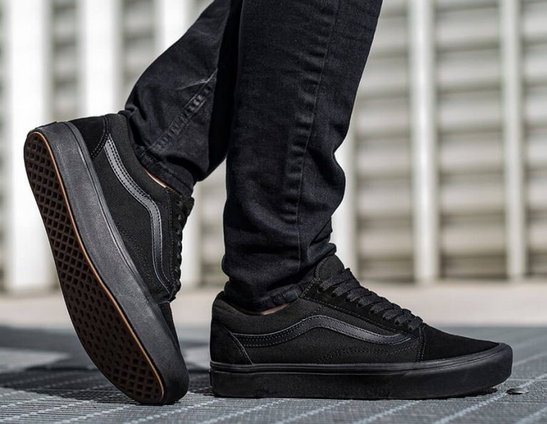 18 of The Most Stylish Black Sneakers for Men