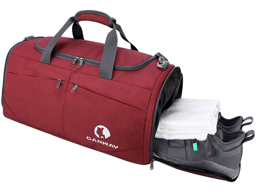 Canway Sports Gym Bag 45L