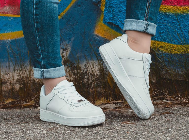 The Finest White Sneakers for Women