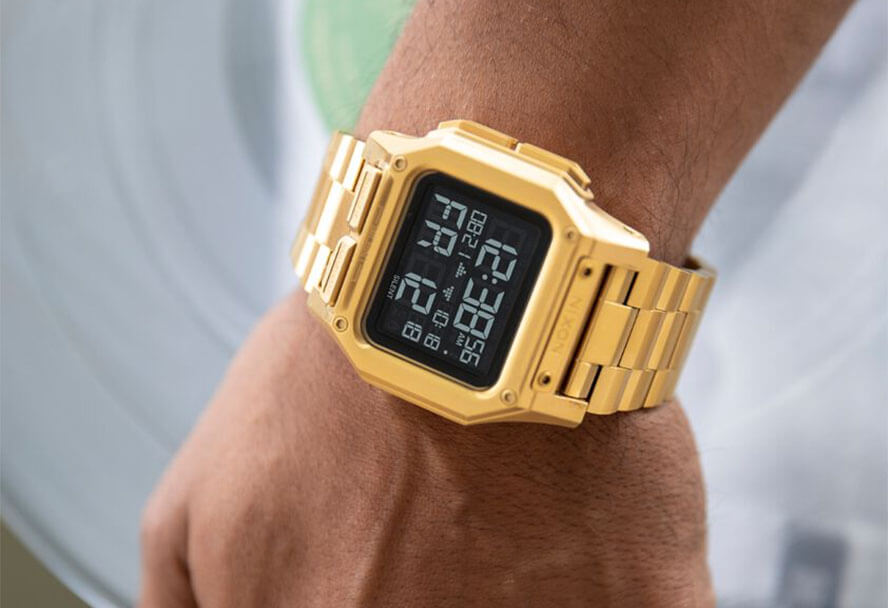 The Most Elegant Black and Gold Watches for Men
