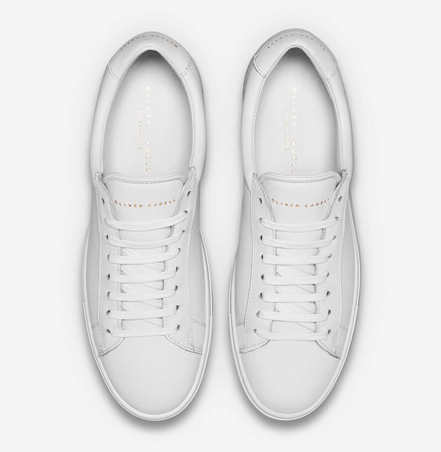 Oliver Cabell - Low 1 White
